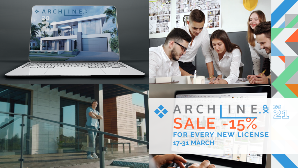 ArchlineXP Spring sale 2021